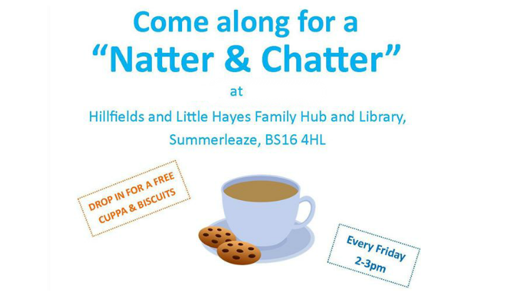 Chatter & Natter Session